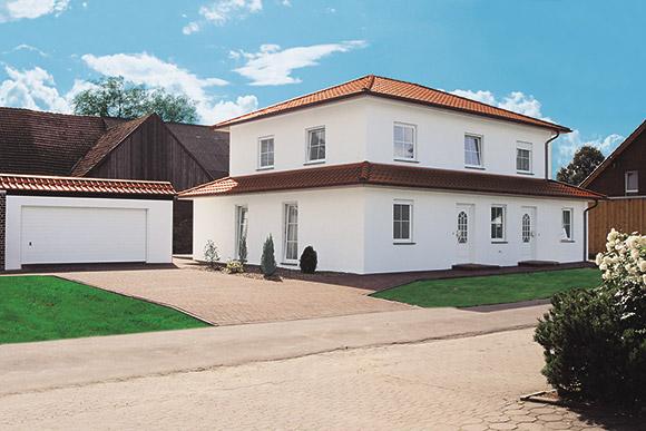 Referenzen for Stadtvilla zweifamilienhaus